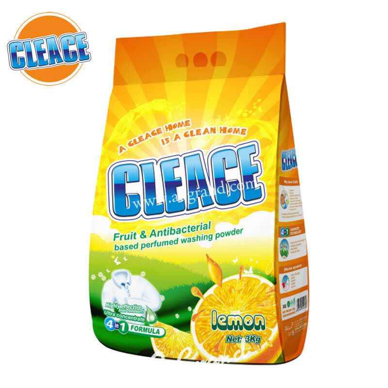 hand washing laundry detergent powder