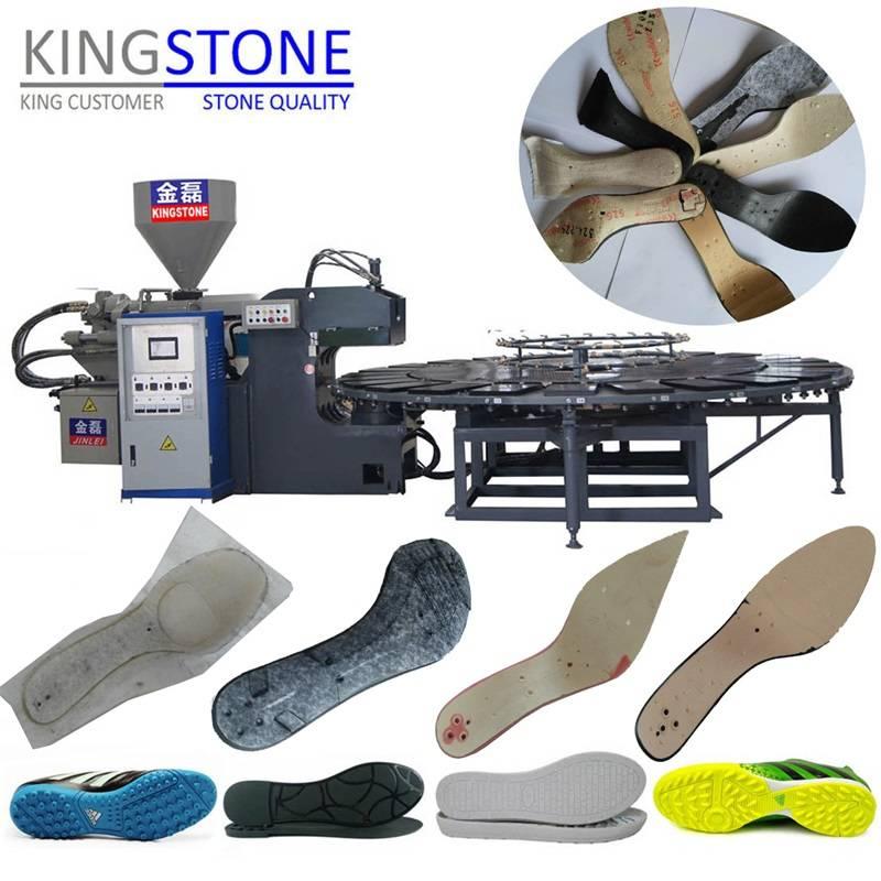 Footwear Manufacturing Machine Dongguan China Shoes Making Machine