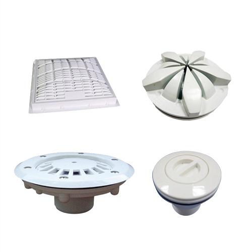 swimming pool white accessories