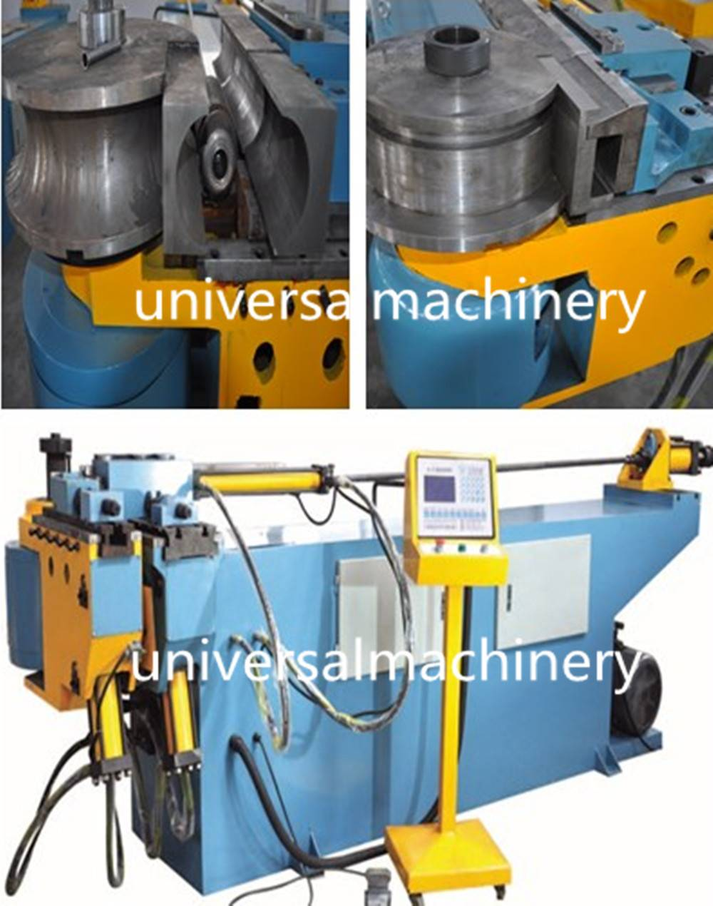 China Low price Hydraulic Mandrel Pipe Bending Machine