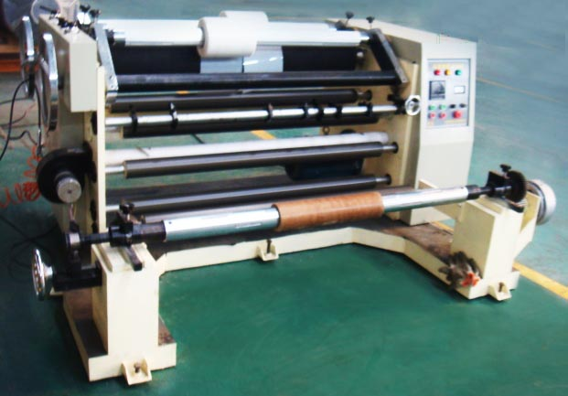 Busbar polyester film cutting machine, Mylar film slitting machine