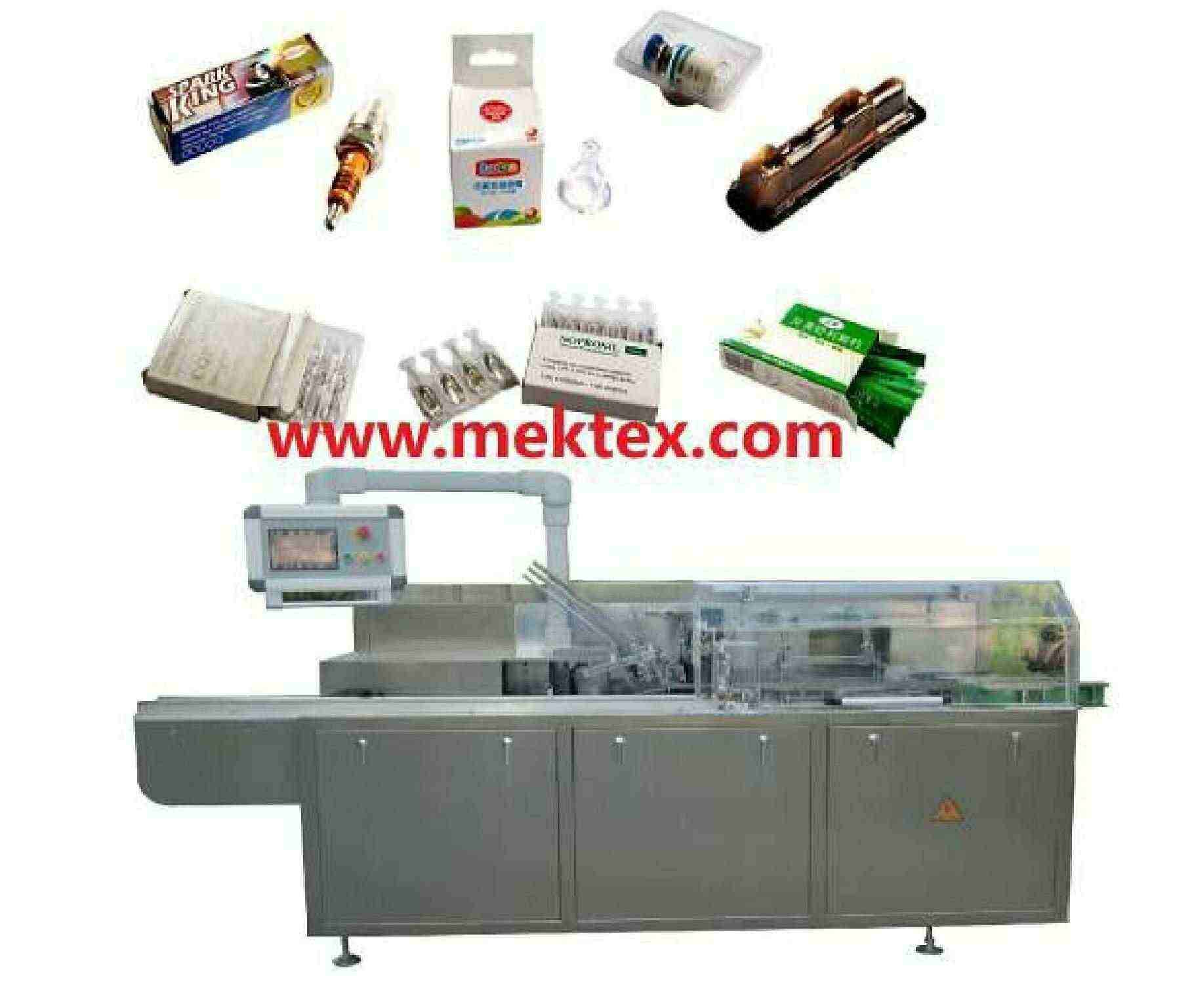 Auto Soap Carton Boxing Packing Machine