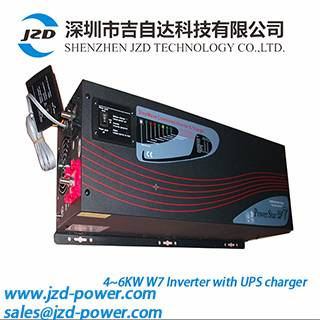 6000W Pure Sina wave Inverter with Charger