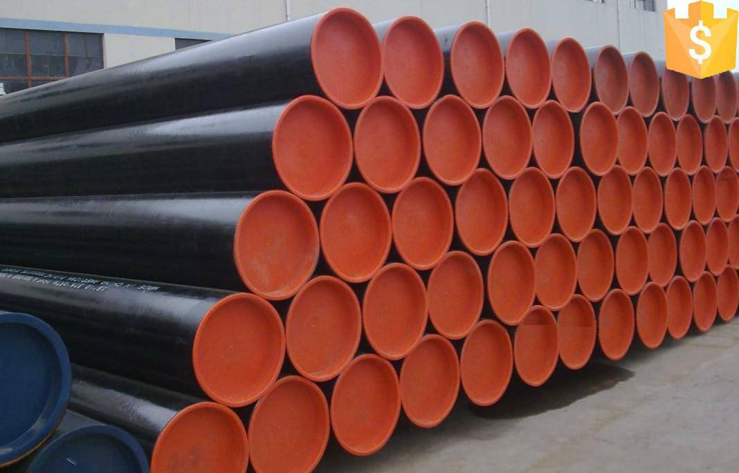 ASTM API DIN JIS seamless carbon steel pipes