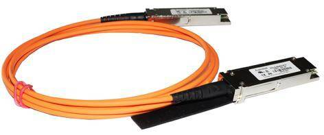 40G QSFP+ Active Optical Cable (AOC)