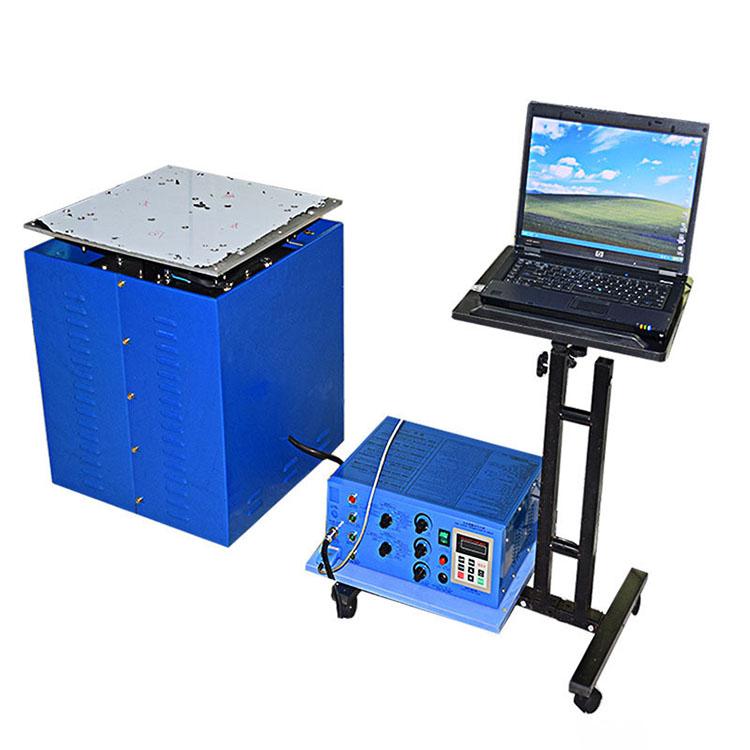 Electromagnetic vibration generator system