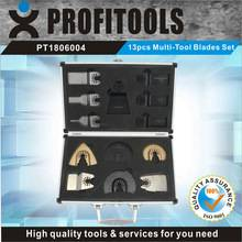 13pcs Oscillating Multi Tool Saw Blade Set