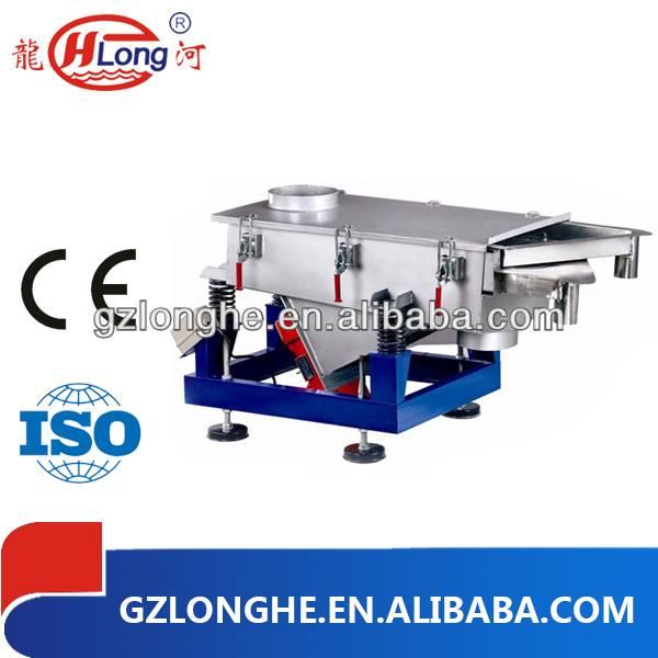 Granules square vibrating screen machine