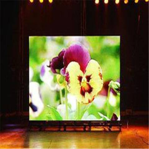 P4.8 LED display for rental 480*480*80mm cabinet