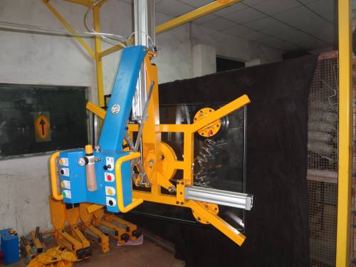 Pneumatic Vacuum Lifter SH-QFX04-03 well used in glass factories