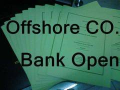 Offshore Company Incorporation Package