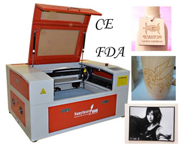 High Quality Desktop Mini Laser Engraving Machine with CE FDA