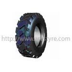 Radial grader tire