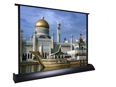small exquisite portable Business desktop projection screen