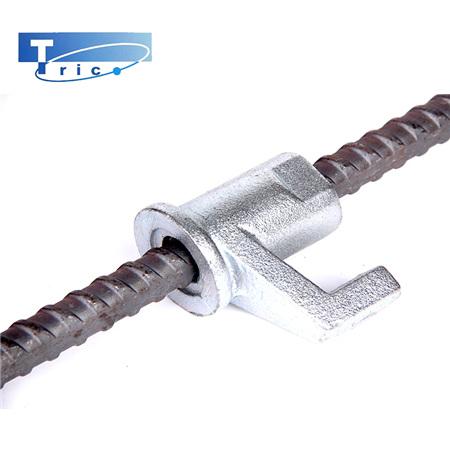 hot rolled tie rod 15/17 Dywidag tie rod Formwork tie rod formwork material