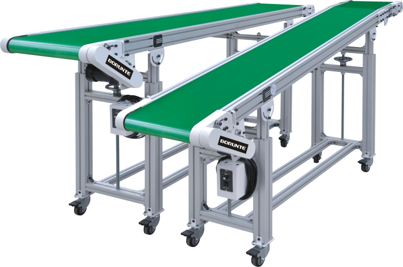 The Whole Factory Automation Used Material Handing Belt Conveyor