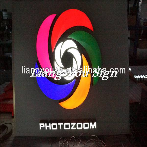 Flexible Led Strip Module custom signage led letters sign