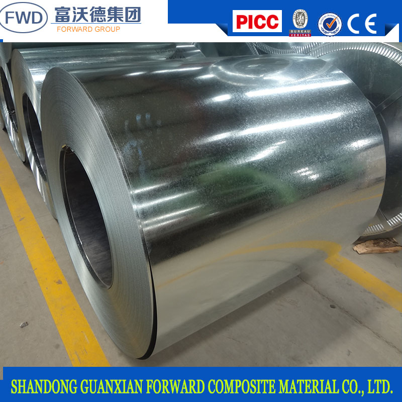 Trade Assuarance China supplier galvanized steel sheet in coils