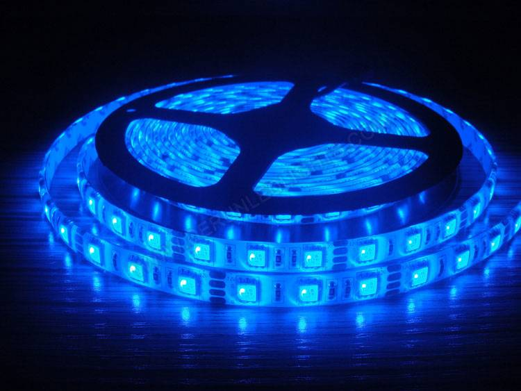 New product 5050 DC12V 60leds/m RGB waterproof IP68 led strip light