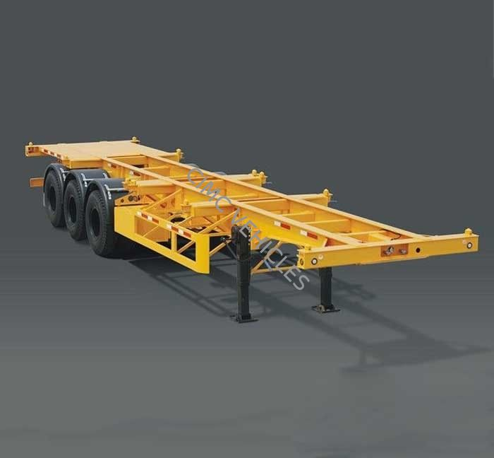 Skeleton Semi Trailer 3 axles 40'