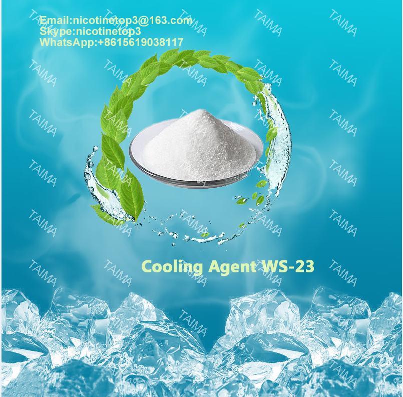 Cooling agent ws-23/ws 23 for e-liquids