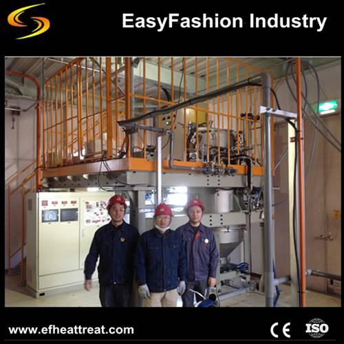copper iron powder atomization equipment