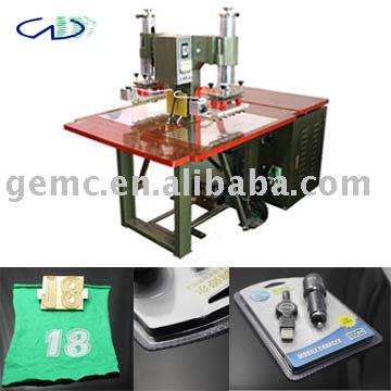 high-frequency plastic welding machine