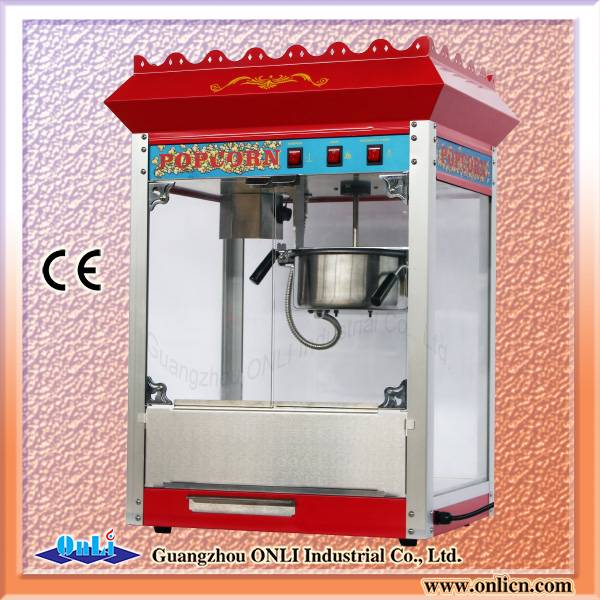 Hot sale high quality Commercial CE Popcorn Popper Machine 8 Oz