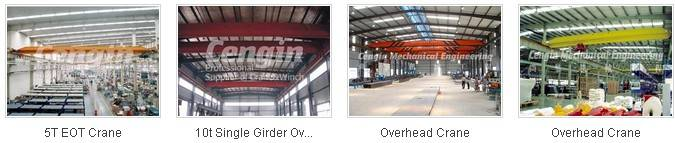 European Design Single/double girder Overhead Crane