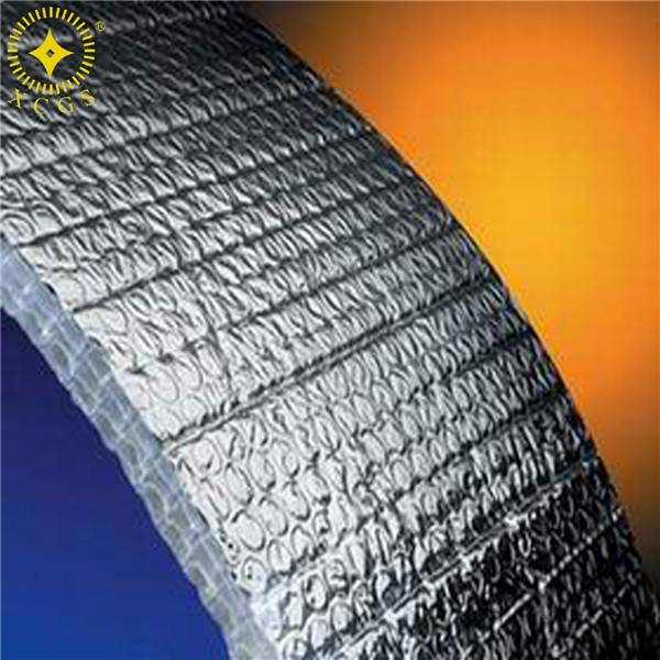 10*4mm bubble aluminum foil thermal exterior wall insulation