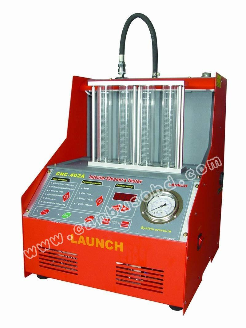 Launch CNC-402A Injector Cleaner Tester