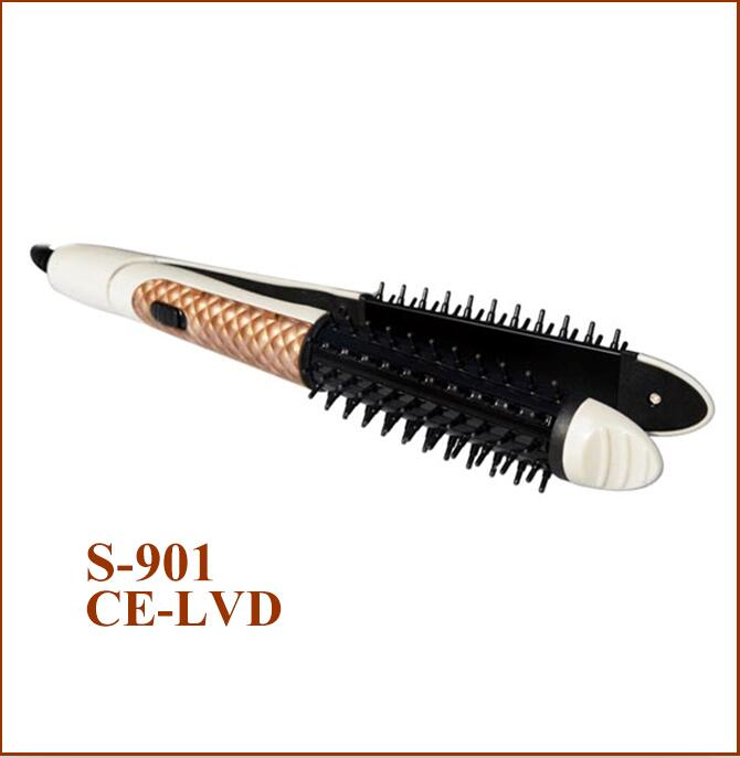 110-240V Spiral Curl Ceramic Curling Iron Hair Curler