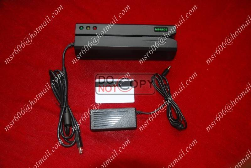 Card encoder msr606