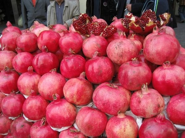 Fresh Pomegranate for sale