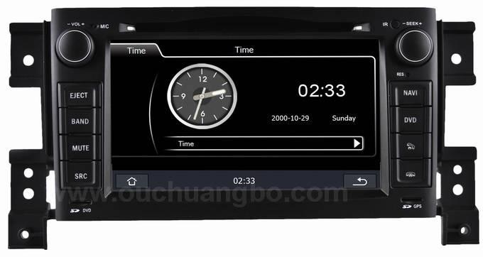 Ouchuangbo Suzuki Grand Vitara 2005-2011 audio DVD radio
