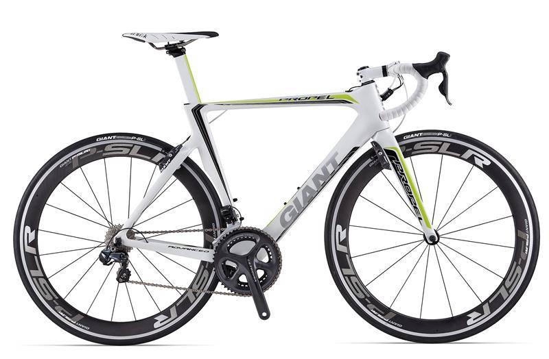 Giant MEN On-Road Performance Aero Race Propel Advanced 1 Bicycle Bike
