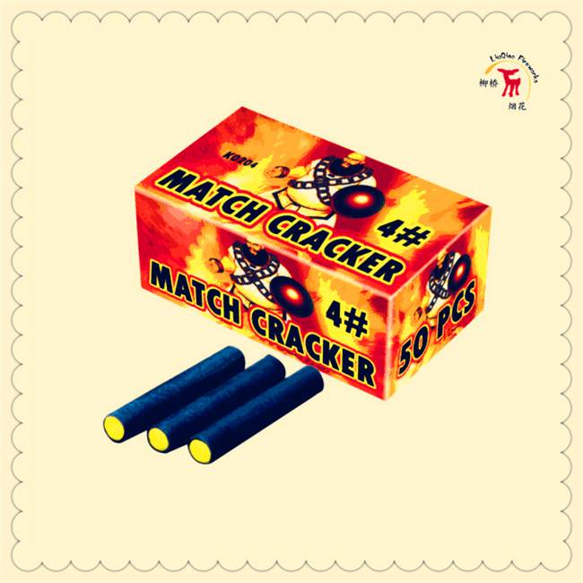 4# Match Cracker | K0204