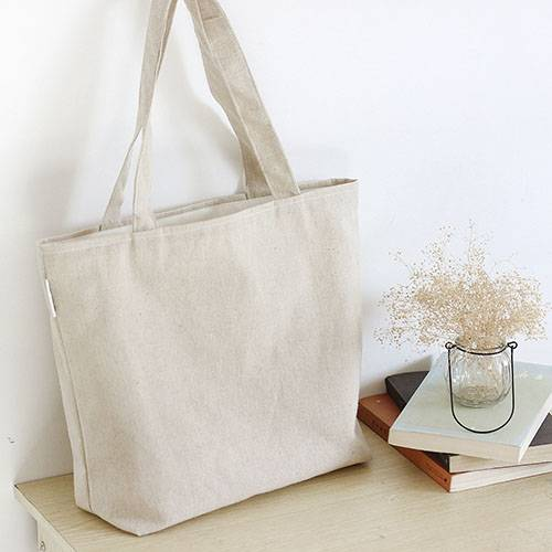 Canvas shopping bag shoulder bag cloth bag cotton bag messenger bag handbag