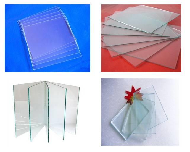 Clear Sheet Glass