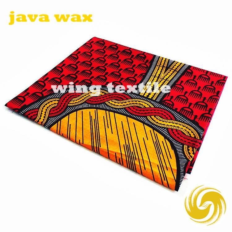 java wax
