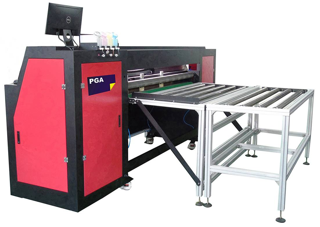 1400HF Corrugated Board Inkjet Printer