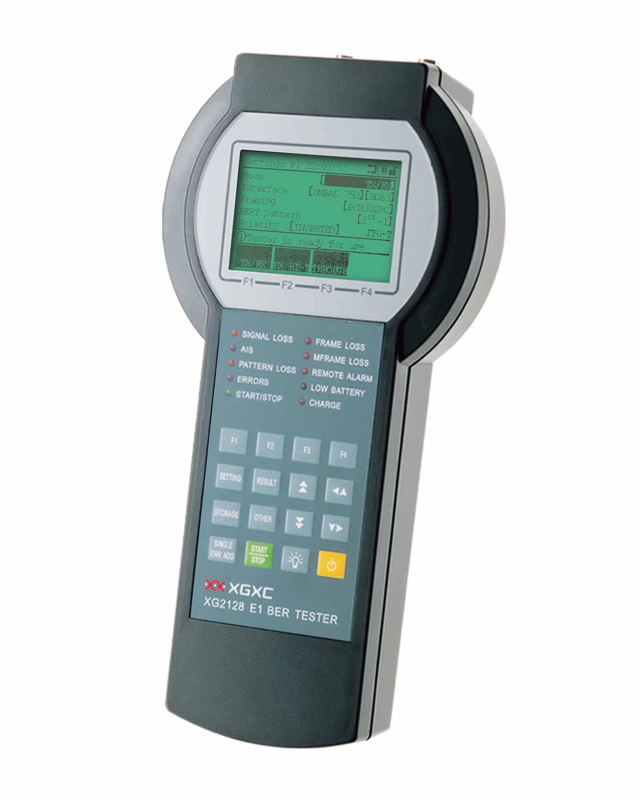 XG2128 E1 BER Tester