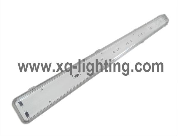 IP65 t5 waterproof fluorescent light fixture
