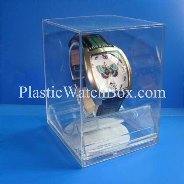 Classic Plastic Watch Case for Mens Smart Watch 042