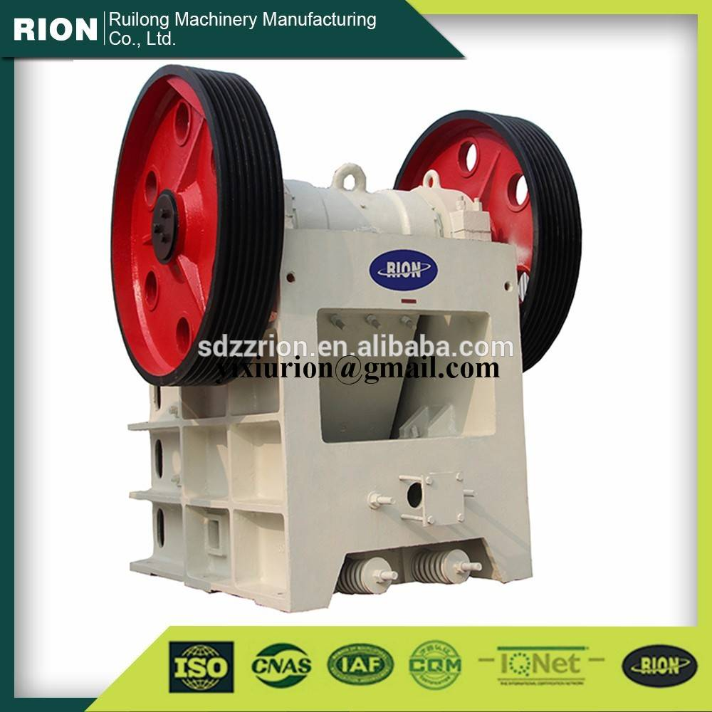 High quality stone crusher jaw crusher for sale