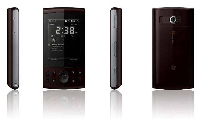 GC8000-GSM+CDMA Dual Mode Dual Stand-by WM6.1 PPC Mobile Phone /Touch Panel/Bluetooth/WiFi/MP3/JAVA