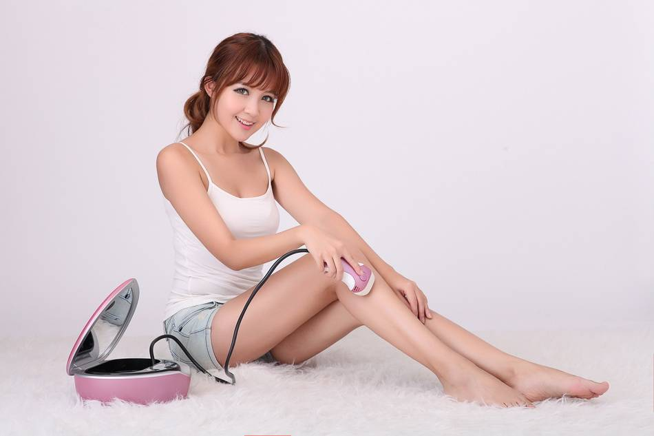 Hot selling home use ipl hair removal and acne removal machine model BJ045