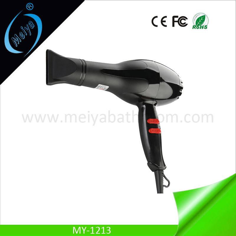 1600W professional hair dryer for household