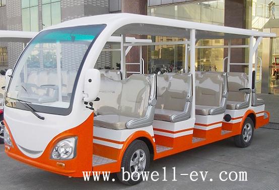14 seat electric sightseeing car EV6141