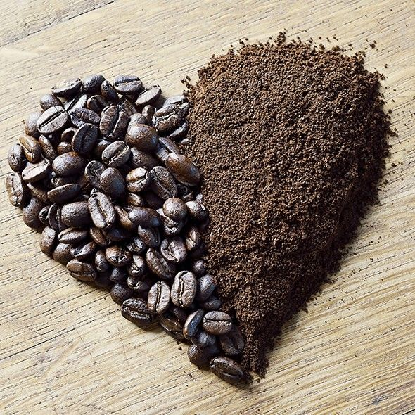 All coffee product